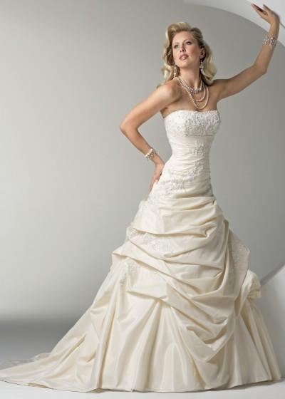 Свадебное платье « (арт. tb-Laffet) »
