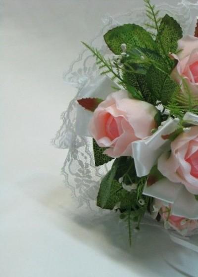 Букет свадебный  нежный