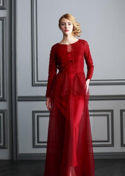 Вечернее платье «Эммануэль»