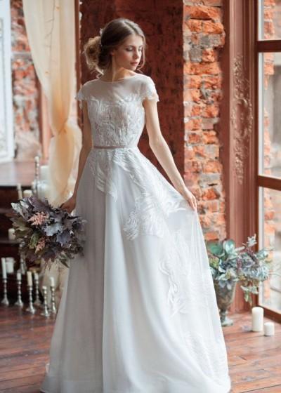 """Свадебное платье """"Кристиана"""""""