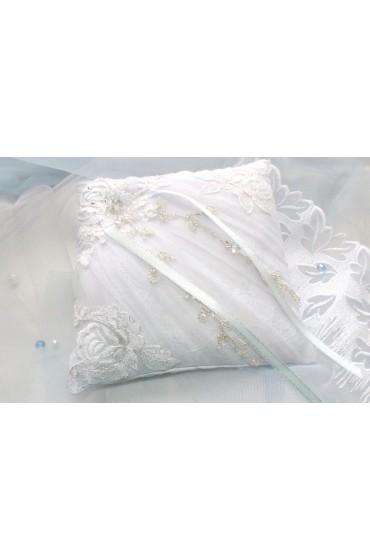 Свадебная подушечка для колец (арт IMG_8488)
