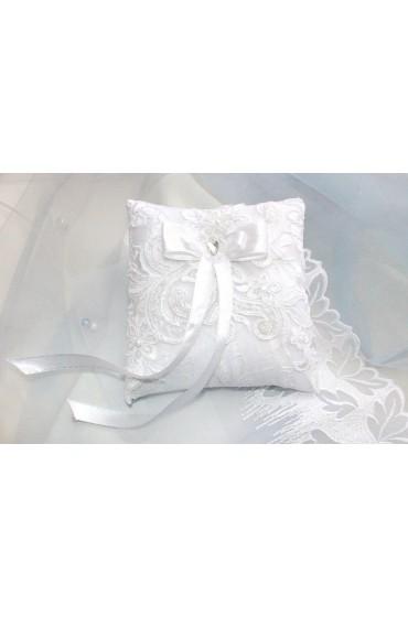 Свадебная подушечка для колец (арт IMG_8496)