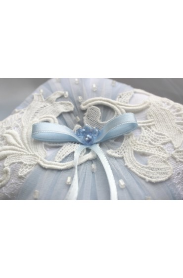 Свадебная подушечка для колец (арт IMG_8565)