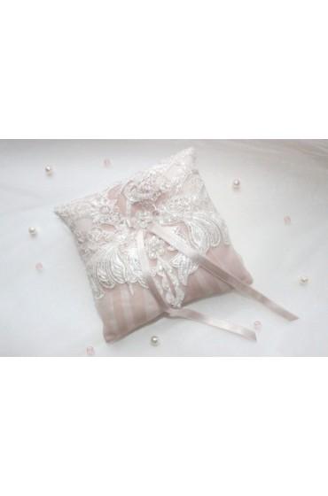Свадебная подушечка для колец (арт IMG_8678)