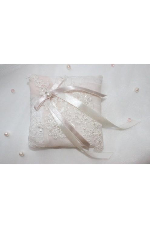 Свадебная подушечка для колец (арт IMG_8719)