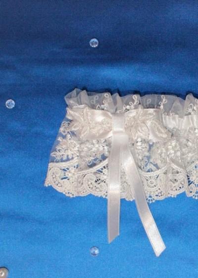 Свадебная подвязка (арт IMG_8166)