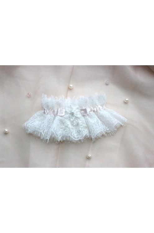 Свадебная подвязка (арт IMG_8419)