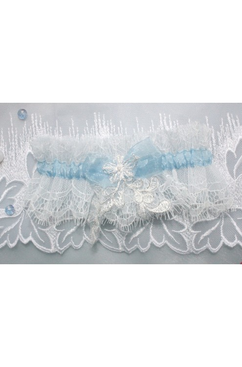 Свадебная подвязка (арт IMG_8574)
