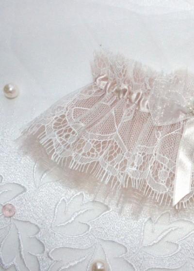 Свадебная подвязка (арт IMG_8808)