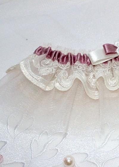 Свадебная подвязка (арт IMG_8820)