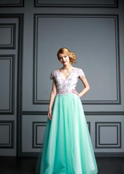 Вечернее платье «ВАЛЕНТАЙН»