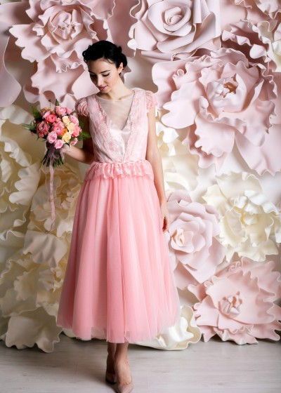 Коктейльное  платье «Мэрион»