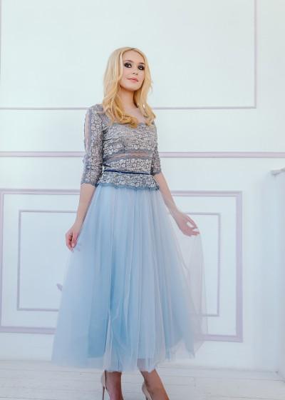 Коктейльное  платье «Одет»