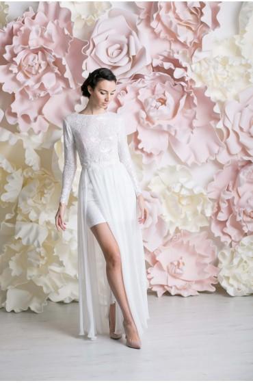 Свадебное платье «АВРИЛ»