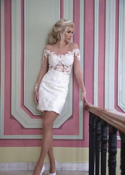 Свадебное платье «КИФАЯ»