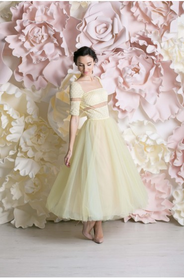 Свадебное платье «ПОЛИН»