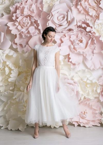 Свадебное платье «ДЖИНЕТ  »