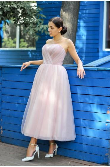 Свадебное платье «КАМЕЛИЯ »