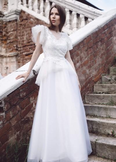 Свадебное платье «АМЕЛИ »
