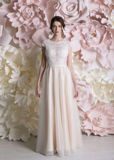 Свадебное платье «МЕГЕЙН »
