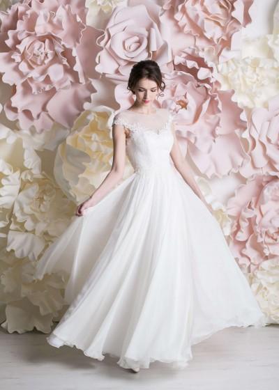Свадебное платье «ВИВЬЕН »