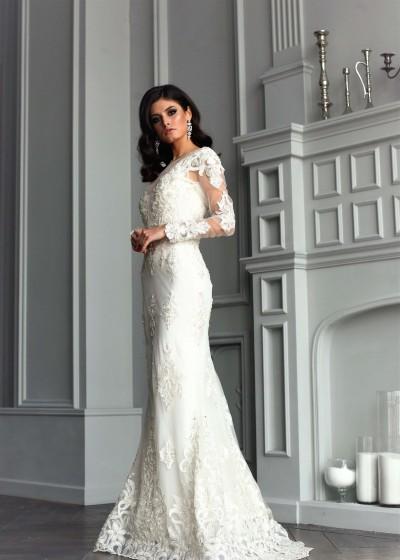Свадебное платье «ЭГНЕЙС»