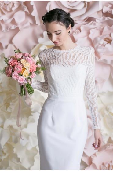 Свадебное платье «ФЛАВИ1»