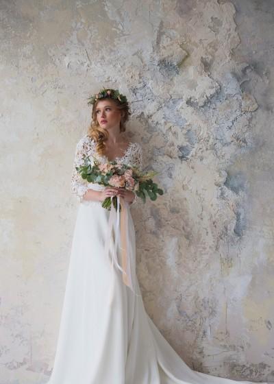 Свадебное платье «КАМИЛЛА »
