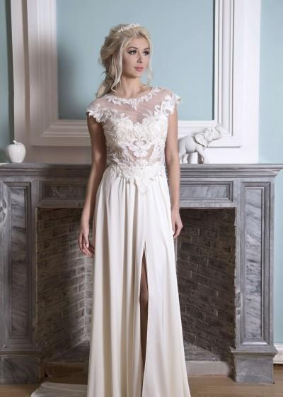 Свадебное платье «САФФАНА»