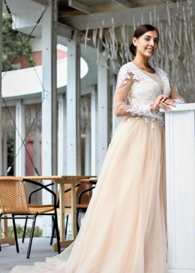 Свадебное платье «ОРАБЕЛЬ -1»