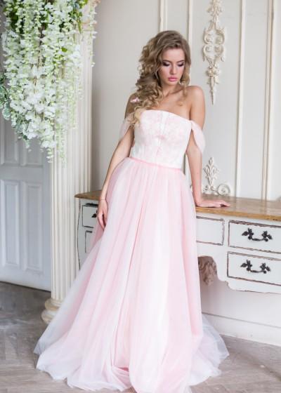 Свадебное платье «ROZALI»