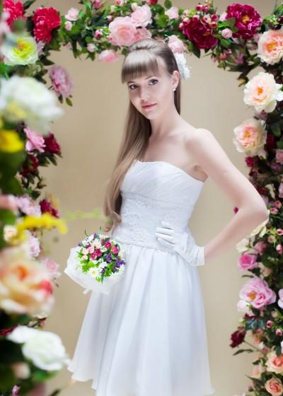 Свадебное платье (арт. 018)