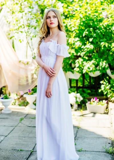 Свадебное платье (арт. 199)