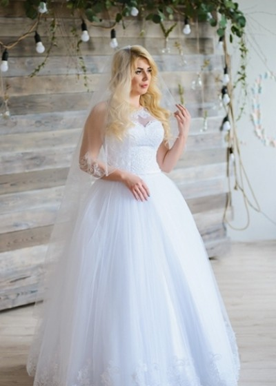 Свадебное платье « (арт. u-3030315) »