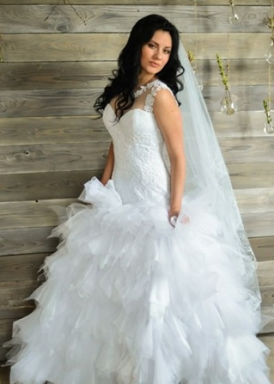Свадебное платье (арт. 091)