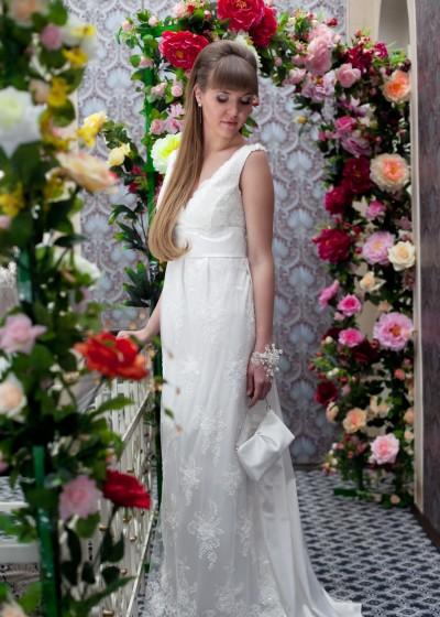 Свадебное платье (арт. 099)