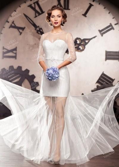 Свадебное платье « (арт. tb-0247) »