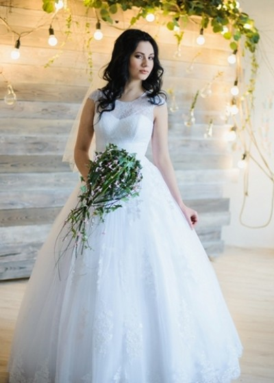 Свадебное платье  (арт. u-1030315)