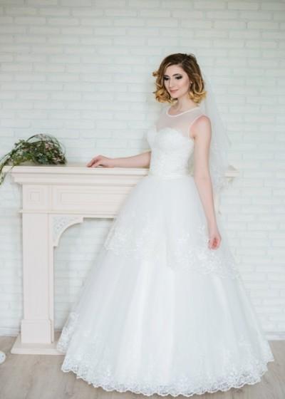 Свадебное платье « (арт. u-2030315) »