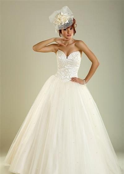 Свадебное платье « (арт. v-0112)  »