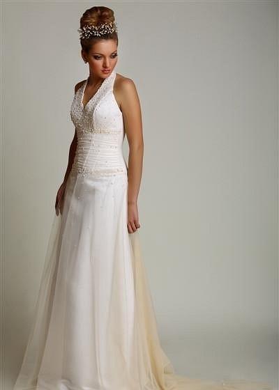 Свадебное платье « (арт. v-0312)  »