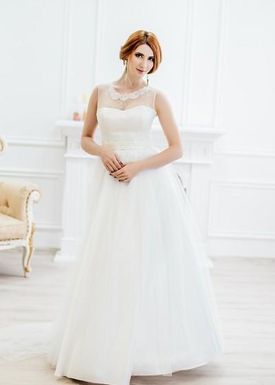 Свадебное платье «ЛУЧИАНА »