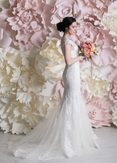 Свадебное платье «ЛАКРЕС»