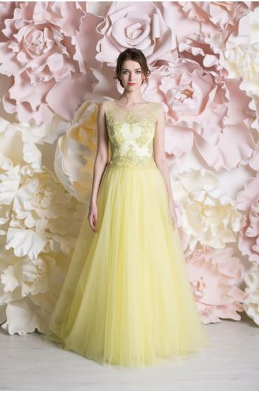 Свадебное платье «Бэль»