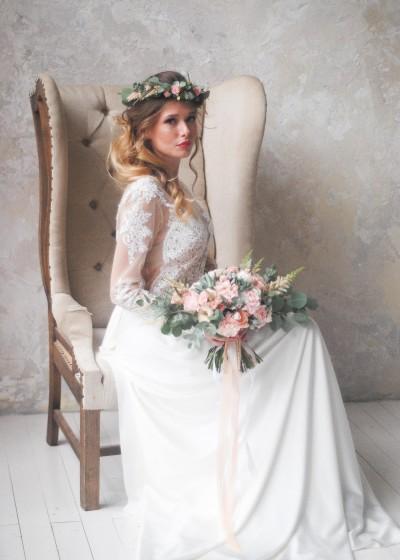 Свадебное платье «ЕЛЕН »
