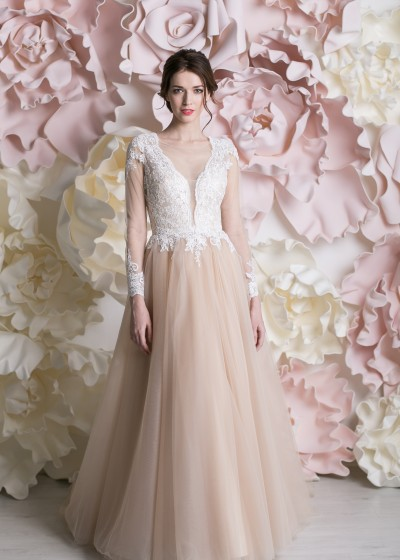Свадебное платье «ОРАБЕЛЬ»