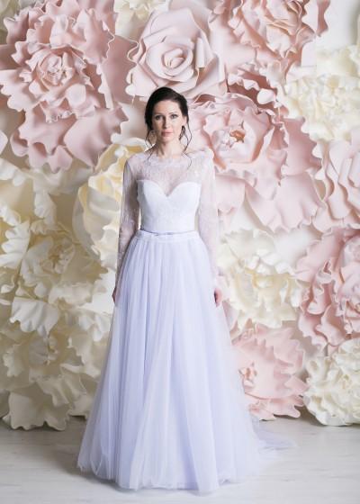 Свадебное платье «Силайн»